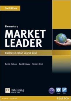 初心者・大人世代のオンライン英会話[大人の英会話倶楽部]:教材MarketLeaderの写真