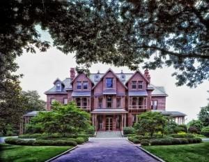 governors-mansion-ノースカロライナ