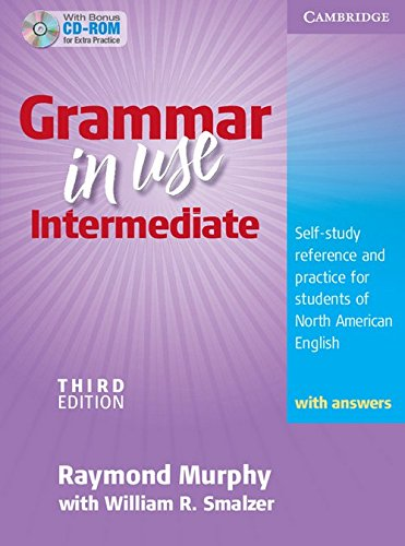 Grammar in use intermediateテキスト表紙