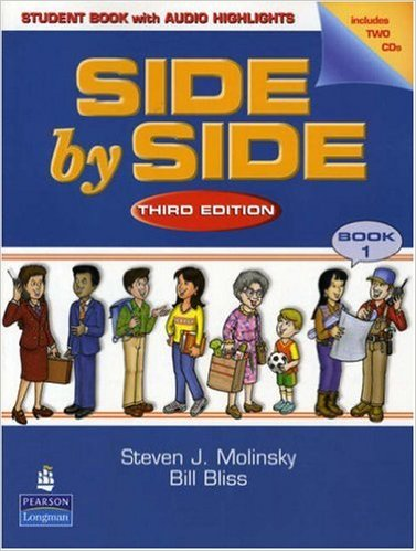SIDE by SIDEテキスト表紙