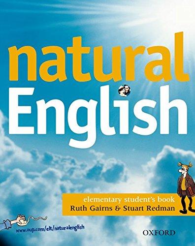natural Englishテキスト表紙